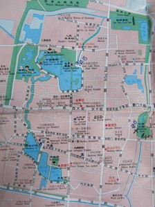 Map of Kaifeng - Click to Enlarge