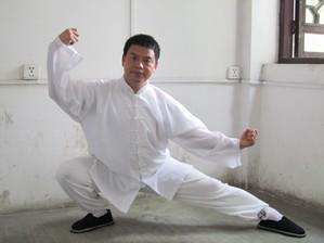 The Yangshuo Traditional Tai Chi School - Wu Heng Dong & Wu Yu Ping
